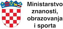 Ministarstvo znanosti, obrazovanja i sporta - Ministry of Science, Education and Sports - www.mzos.hr